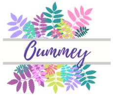 Signature withOummey.wordpress.com with Oummey -