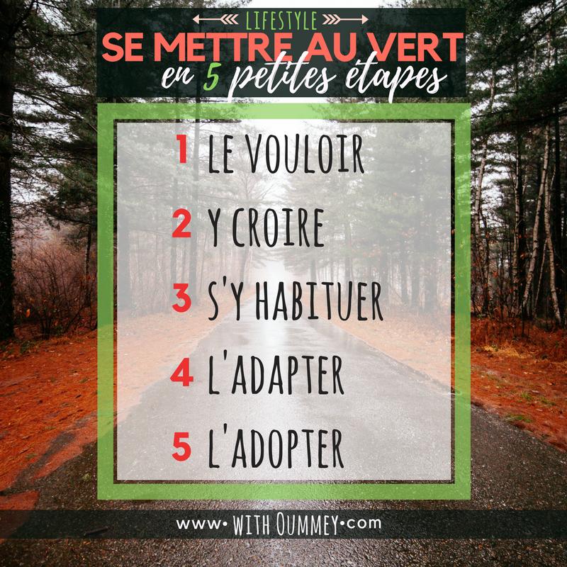 5 petites étapes pour se mettre au vert sans prises de tête with Oummey www.withoummey.com.png