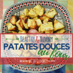 Healthy & Yummy - Patates Douces au Four | with Oummey