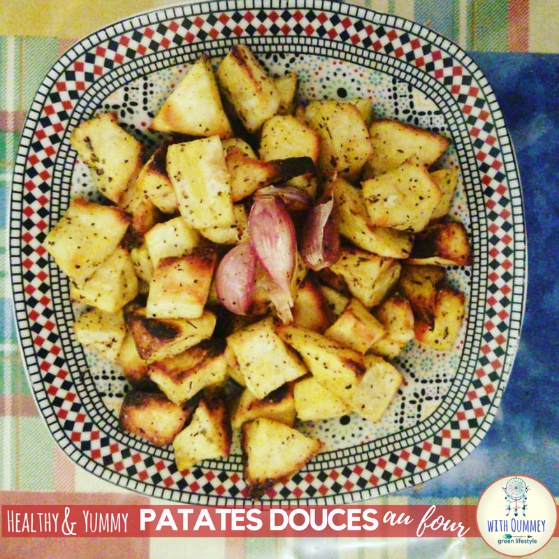 Healthy & Yummy: Patates douces   with Oummey   withoummey.wordpress.com