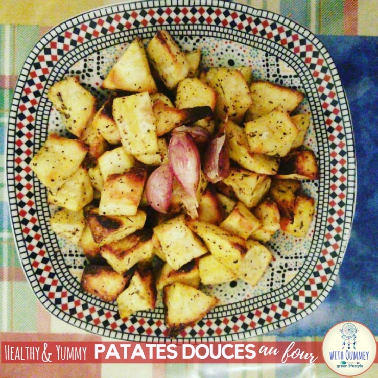 Healthy & Yummy: Patates douces | with Oummey | withoummey.wordpress.com