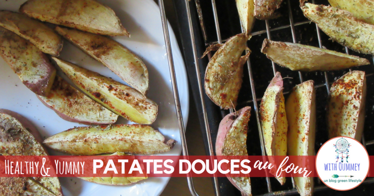 Healthy & Yummy Patates douces | with Oummey | www.withoummey.com