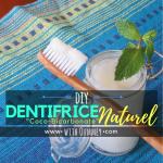 [DIY] Dentifrice Naturel Coco-Bicarbonate avec 3 ingrédients, seulement ! with Oummey | www.withoummey.com |