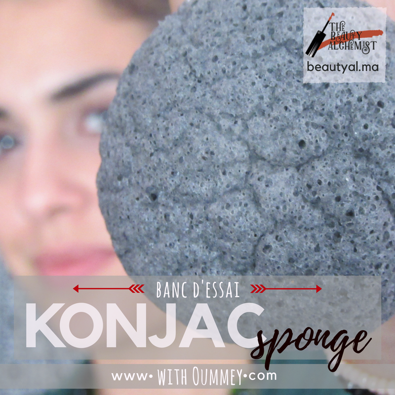Banc d'essai – Éponge Konjac | (Video) The Beauty Alchemist