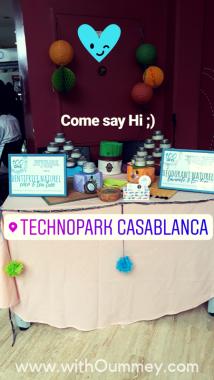 J'ai été au Green Day du Technopark de Casablanca 🌿 + photos du jardin Jnan Tech withoummey.com with oummey (15)