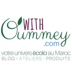 Logo withoummey.com withOummey G 2